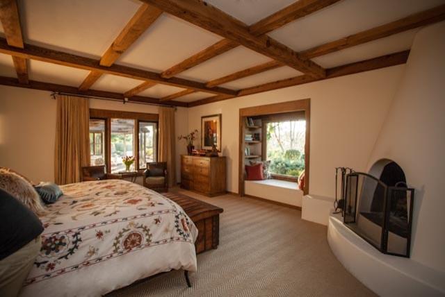 Select Builders mediterranean-bedroom