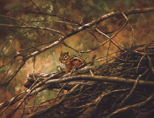 """""""Little Rascal"""" by Paul McGehee traditional-artwork"""
