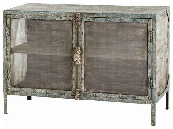 Arteriors Home - Finn Cabinet - 2487 contemporary-storage-cabinets