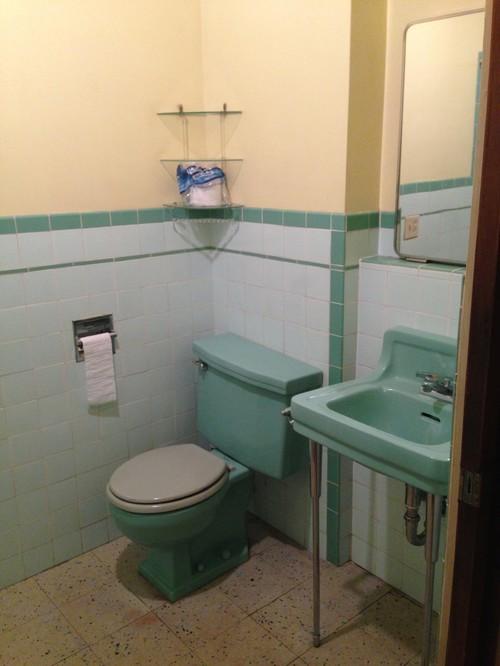 Need Help With Bathroom Wall Color