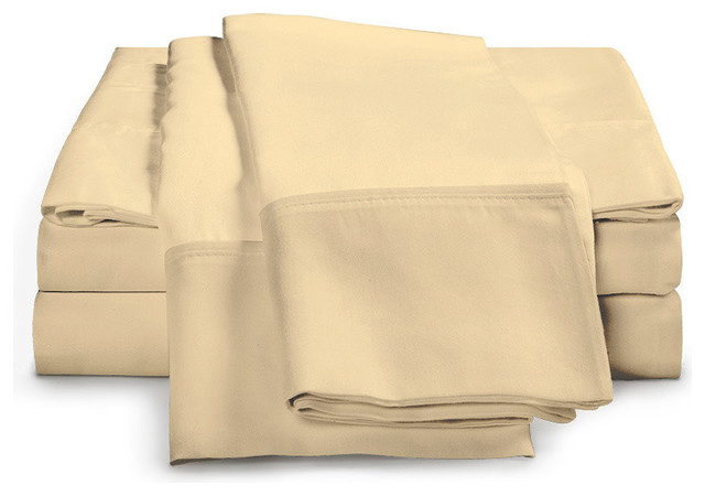 Ultra Soft Bamboo Sheets by ExceptionalSheets traditional-sheets