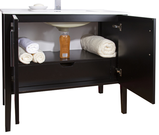 Maxine bar cabinet maxine bar cabinet crate and barrel for Tansu bathroom vanity
