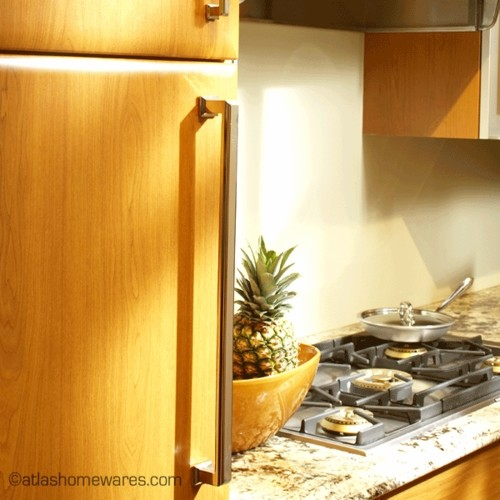 Sutton Place Appliance Pull - Cabinet And Drawer Handle Pulls - los angeles - by Atlas Homewares