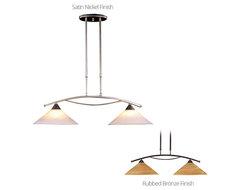 Elysburg Island Fixture contemporary-kitchen-lighting-and-cabinet-lighting