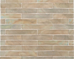 Glace Glass Tile - Ann Sacks Tile & Stone contemporary kitchen tile