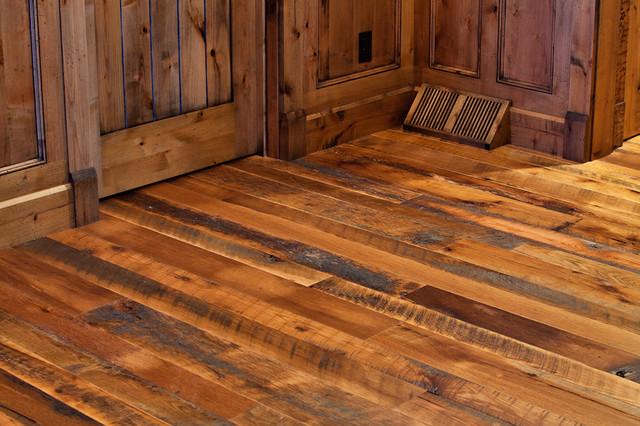 Barnboard Oak Floor wood-flooring