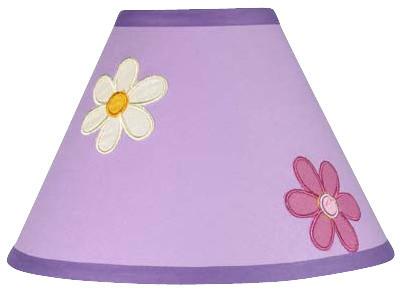 Daisies Lamp Shade contemporary-lamp-shades