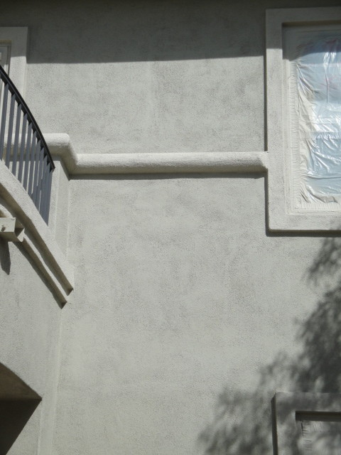 Las Vegas Exterior House Water proofing contemporary