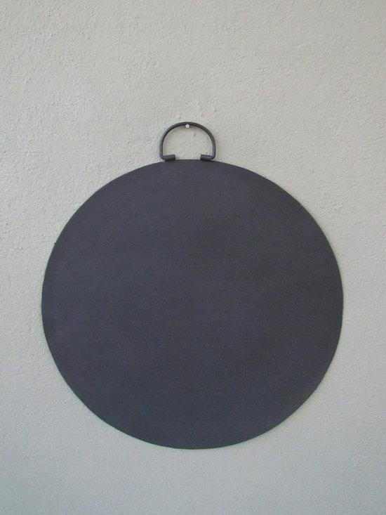 Round Chalkboard -