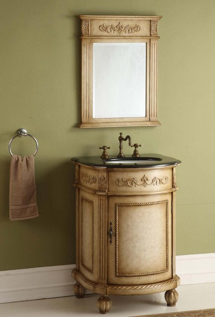 Empire  SI24AW traditional bathroom vanities and sink consoles