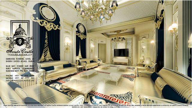 Luxury Villas in Dubai traditional