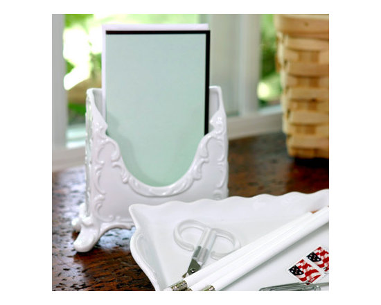 Emma Letter Holder and Tray -