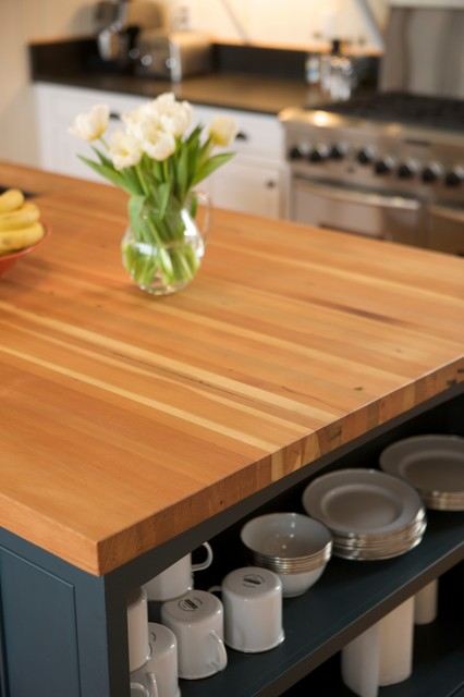 modern kitchen countertops Reclaimed Wood Coffee Table Seattle