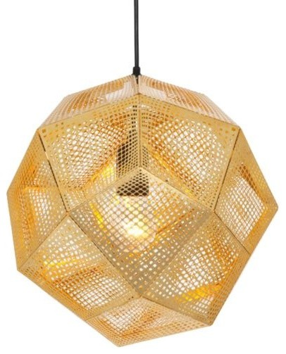 Etch Pendant contemporary pendant lighting
