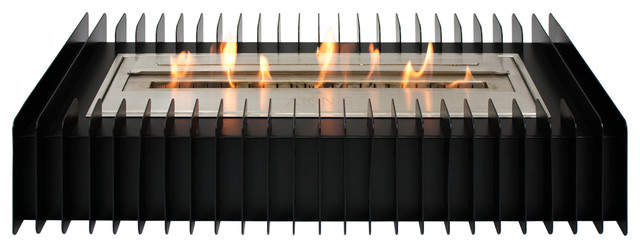 Ignis EBG2400 Ethanol Fireplace Grate indoor-fireplaces