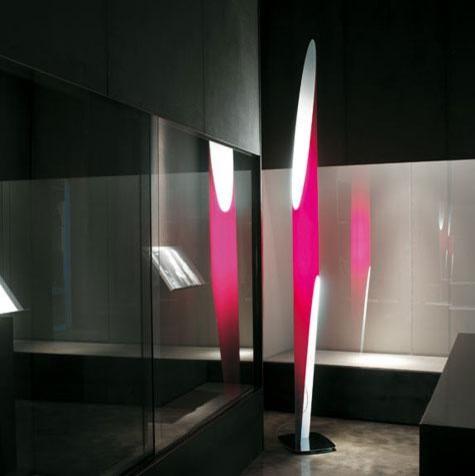 Kundalini Shakti 200 Floor Lamp - modern - floor lamps - toronto