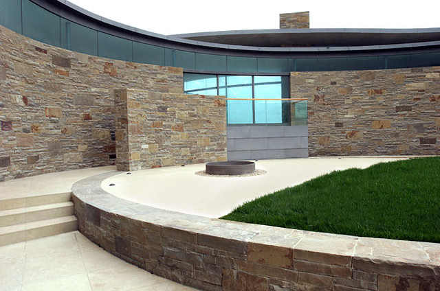 Ironwood Sandstone contemporary-outdoor-products