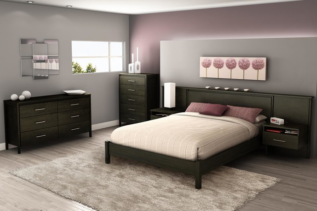 bedroom set in ebony contemporary bedroom furniture sets new