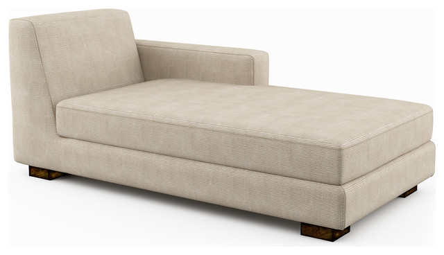 Brenem Chaise Right (Custom) modern-indoor-chaise-lounge-chairs