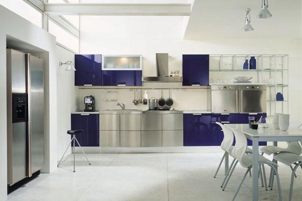 european cabinets modern-kitchen