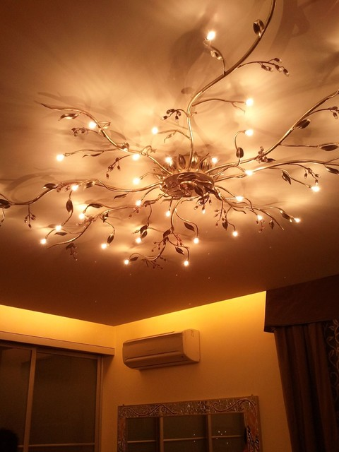 Gradara modern ceiling lighting