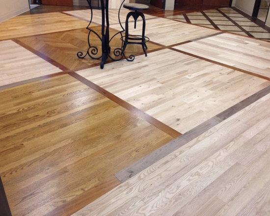 Showroom Wood Floor -