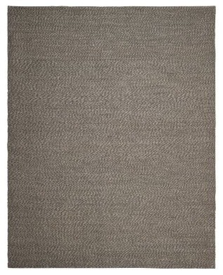 Safavieh Natural Fiber NF448A-3 Area Rug - Grey / Grey modern-rugs