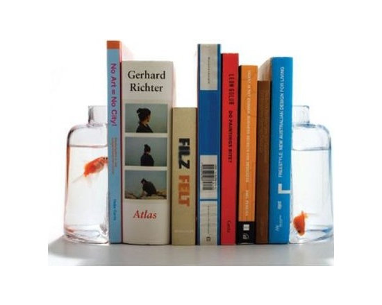Halve Bookends -