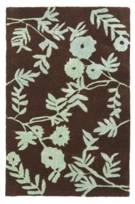 Safavieh Soho SOH774B Area Rug - Brown/Teal modern-rugs