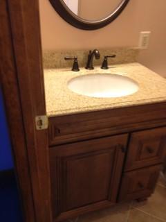 Allen + Roth -Thibault - Maryland - Traditional - Bathroom Vanities ...