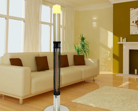 Lava Heat Lava Post Electric Patio Heater - Equipped with a three-year warranty, the Lava Heat Lava Post Electric Patio Heater will complement your home's interior or exterior design while serving as a functional supplemental heat source. -Mantels Direct