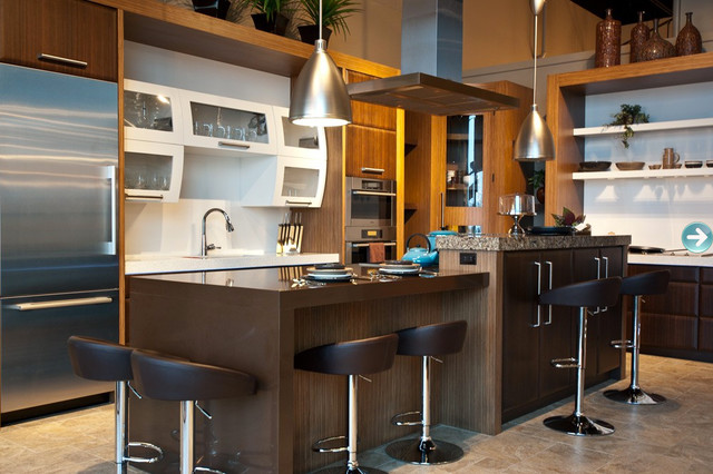 GCW Custom Kitchens and Cabinetry contemporary-kitchen