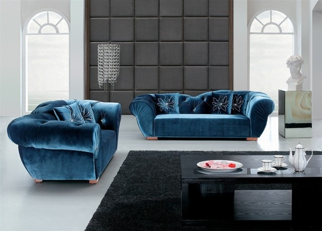 Arthur classic sofa set modern living room furniture sets by