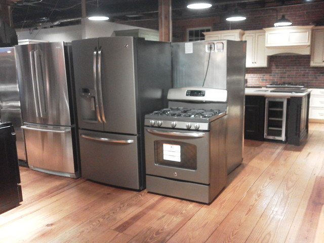 GE Slate - Contemporary - Gas Ranges And Electric Ranges - boston - by ...