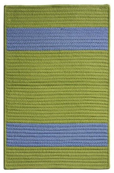 Cafe Milano Area Rug contemporary-outdoor-rugs