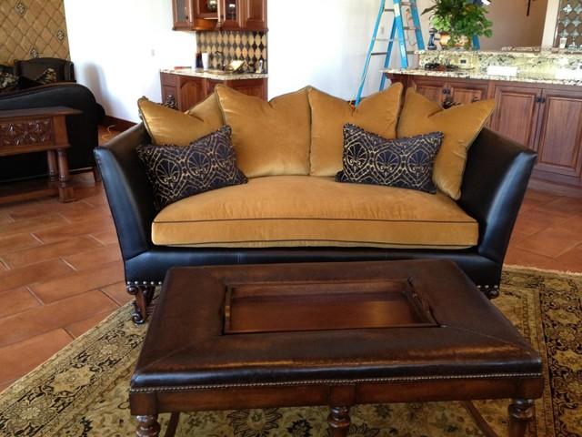 Custom Sofas