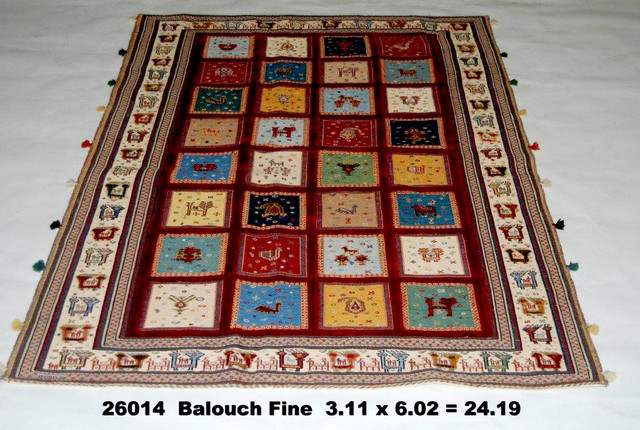 Persian Tribal Rugs traditional-rugs