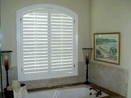 Small Bay Window Blinds