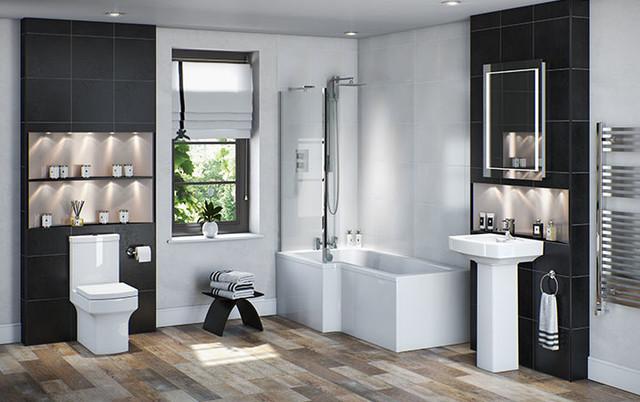 Comvictoria Plumb Bathrooms : Vermont Bathroom Suite Range - Victoria Plumb bathroom