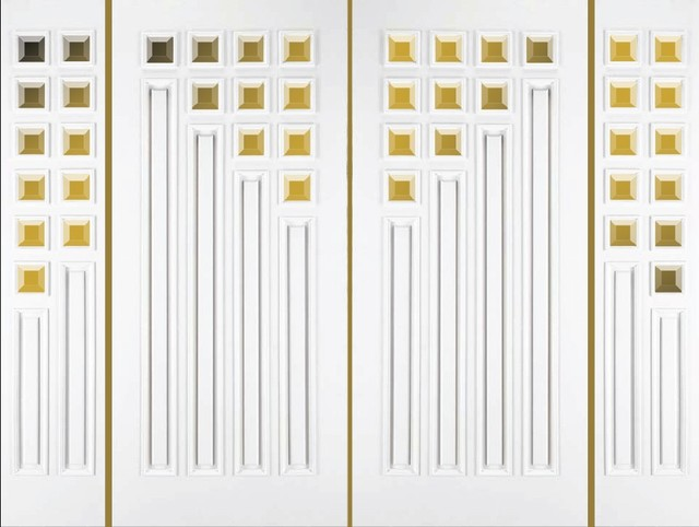 Jeld Wen A800 Paint Surface Doors Sidelights Eggshell