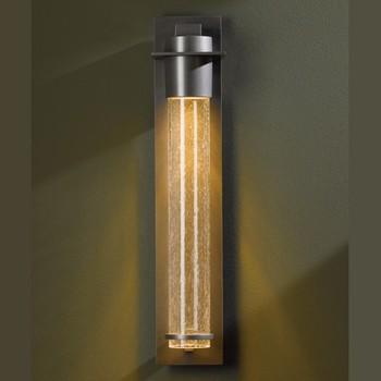 Hubbardton Forge | Airis Medium Outdoor Sconce modern-outdoor-lighting