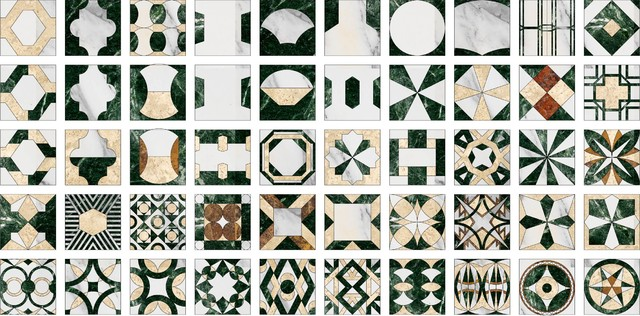 Decorative Stone Tiles Contemporary Wall And Floor Tile Other