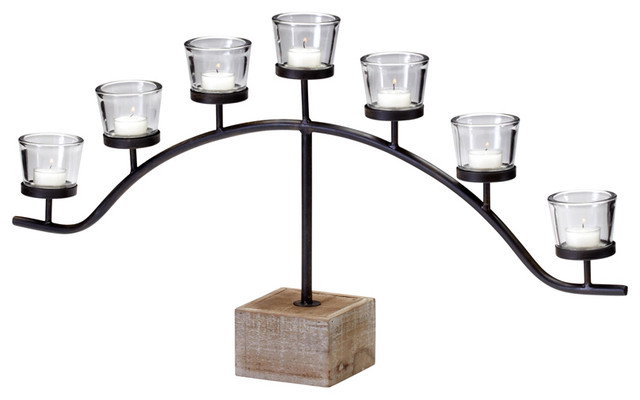 Cyan Design Laredo Candleholder contemporary-candles-and-candleholders