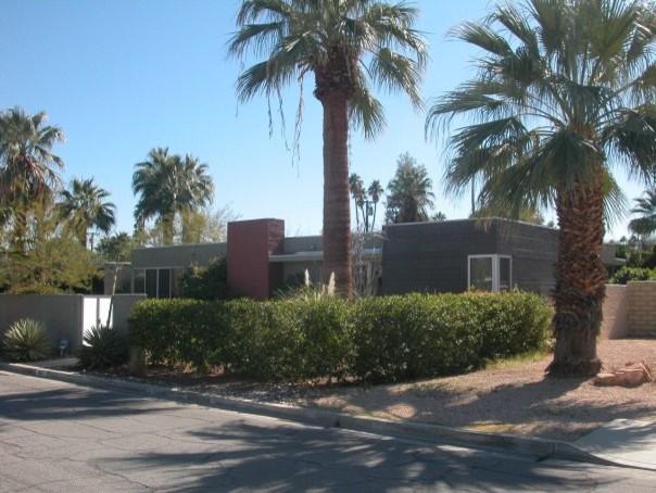 Baker Dodge Palm Springs House