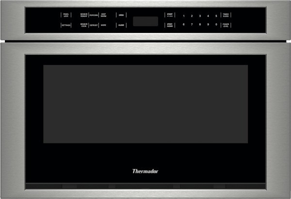 24 inch Built-in MicroDrawer MD24JS traditional-specialty-cookware