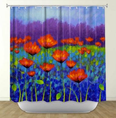 Shower Curtain HQ modern-shower-curtains