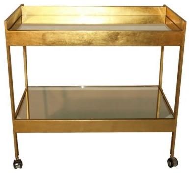 Roland Bar Cart modern-bar-carts