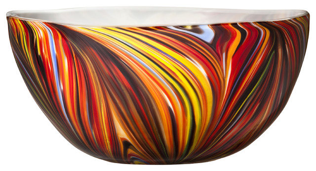 Missoni For Target Glass Serving Bowl Serving Bowls By Target