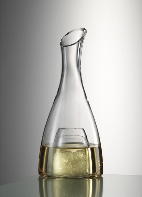 Eisch White Wine Cooling Decanter Modern Decanters