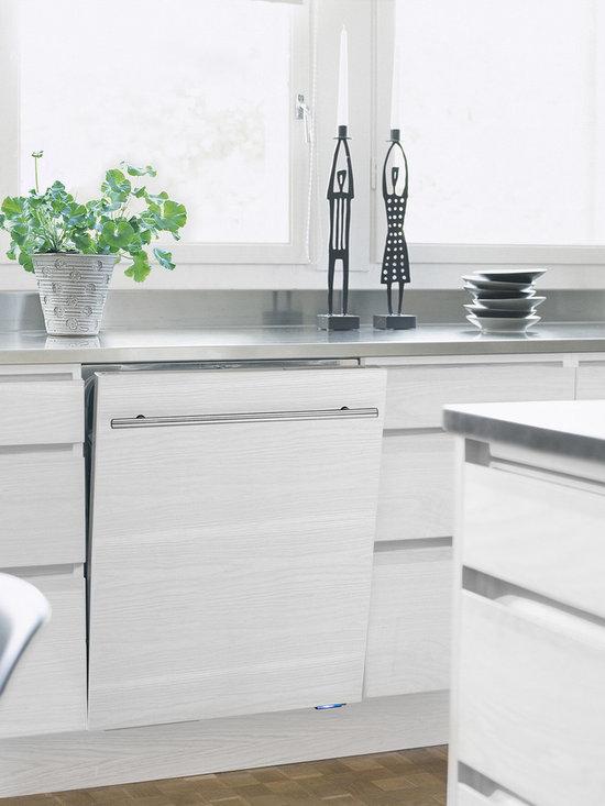 Asko Xxl Fully Integrated Extra Tall Tub Dishwasher, Custom Panel | D5534XXLFI -